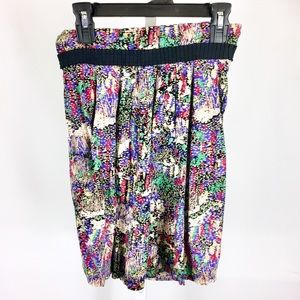 Staring At Stars Skirt Size XS Abstract Dots
